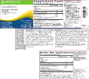 Herbalife Herbalifeline - supplement