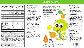 Herbalife Kindermins Natural Fruit Flavor - supplement