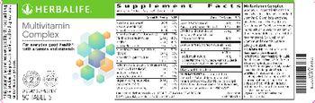 Herbalife Multivitamin Complex - supplement
