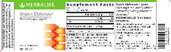 Herbalife Snack Defense - supplement