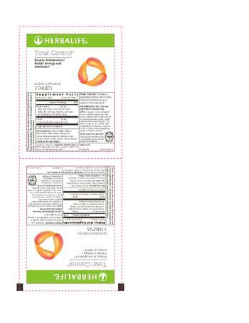 Herbalife Total Control - supplement