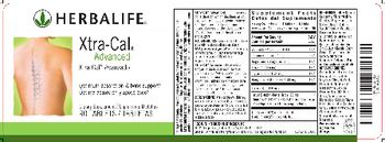 Herbalife Xtra-Cal Advanced - supplement