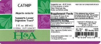Herbalist & Alchemist H&A Catnip - herbal supplement