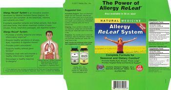Herbs Etc. Allergy ReLeaf System Quercetin AllerReLeaf -