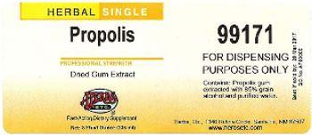 Herbs Etc. Propolis - fast acting supplement