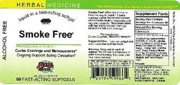 Herbs Etc. Smoke Free - herbal supplement