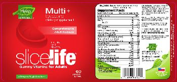 Hero Nutritionals Slice Of Life Multi+ Lycopene - supplement