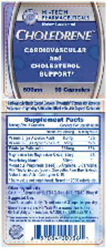 Hi-Tech Pharmaceuticals Choledrene - supplement