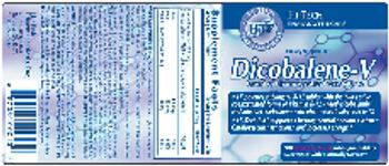 Hi-Tech Pharmaceuticals Dicobalene-V Cherry Flavored - supplement