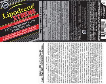 Hi-Tech Pharmaceuticals Lipodrene Xtreme 645 mg - supplement