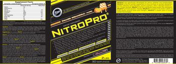 Hi-Tech Pharmaceuticals NitroPro Orange Creamsicle - Flavor - supplement