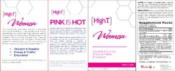 High T High T Women - supplement