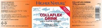 Higher Nature Collaflex Drink - food supplement