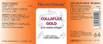 Higher Nature Collaflex Gold - food supplement