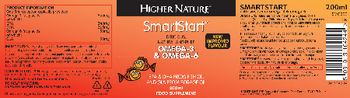 Higher Nature SmartStart - food supplement