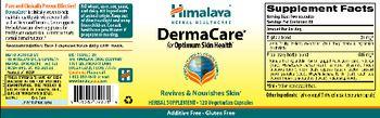 Himalaya DermaCare - herbal supplement