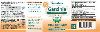 Himalaya Garcinia Weight Control - herbal supplement