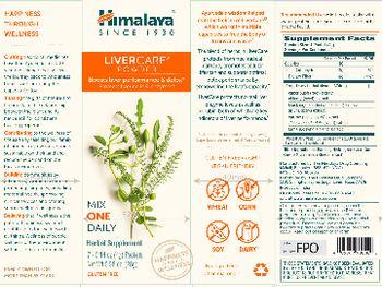 Himalaya LiverCare Powder - herbal supplement