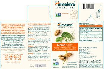Himalaya MenoCare - herbal supplement