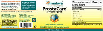 Himalaya ProstaCare - herbal supplement