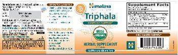Himalaya Triphala - herbal supplement