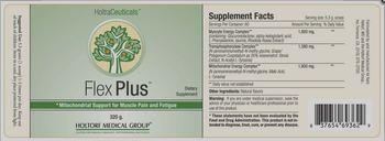 HoltraCeuticals Flex Plus - supplement