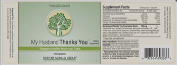 HoltraCeuticals My Husband Thanks You - supplement