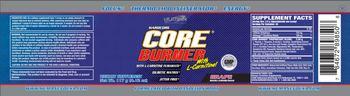 Human Evolution Supplements Core Burner Grape - supplement