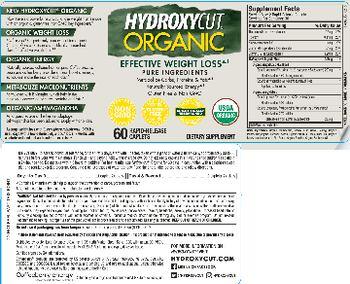 Hydroxycut Hydroxycut Organic - supplement