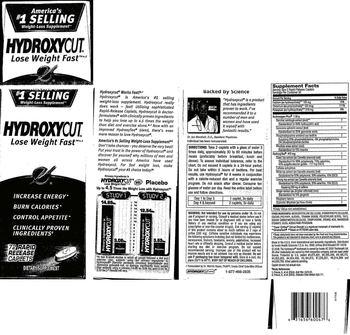 Hydroxycut Hydroxycut - supplement