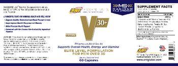 SNI Essentials V 30+ - supplement