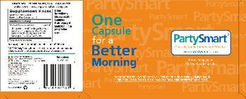 The Himalaya Drug Company PartySmart - herbal supplement